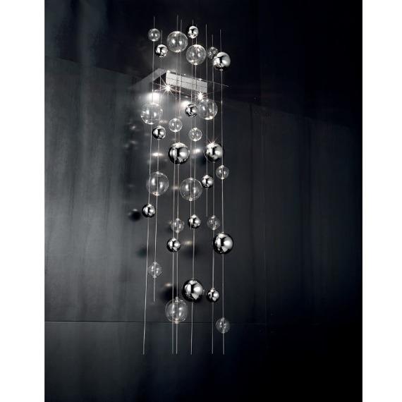 Lampa Ścienna Sillux NIAGARA LP 6/236 C 31 chrom