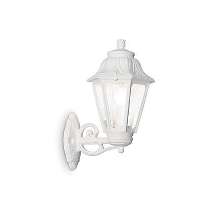 Lampa zewnętrzna ANNA AP1 BIG 120423 biała Ideal Lux
