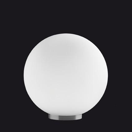 Lampka IDEAL LUX Mapa TL1 D20 Bianco