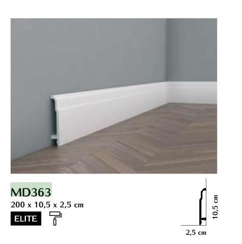 Listwa przypodłogowa Mardom MD363